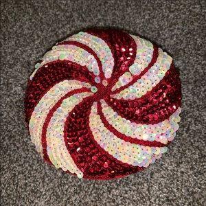 🎄Peppermint Swirl Jewelry Box